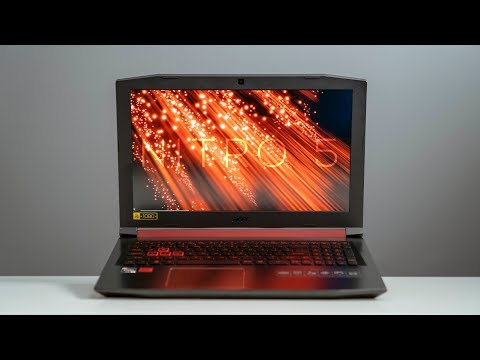 The Best Cheap Gaming Laptop for $619 // Acer Nitro 5