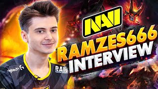 NAVI RAMZES666 - First Interview