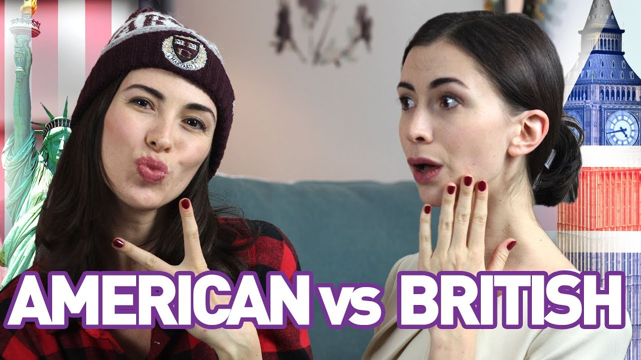 Download BRITISH vs AMERICAN ENGLISH