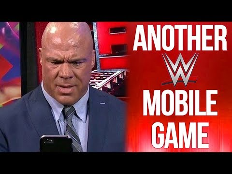 ANOTHER NEW WWE MOBILE GAME COMING SOON