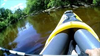 Kayak Camping Big Escambia Creek Alabama