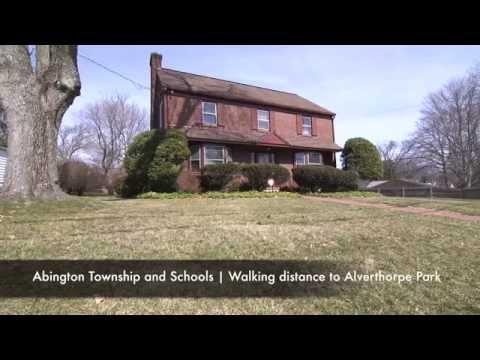 298 Forrest Ave, Elkins Park, PA 19027 Abington Township Abington School District Beauty