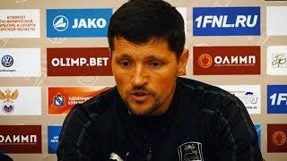 Александр Нагорный: «Задача одна - в каждой игре добиваться успеха»