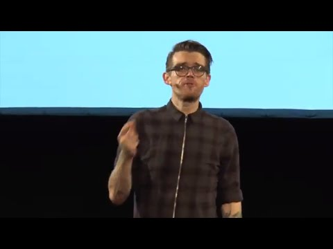 Wie ich lernte meine Angst zu akzeptieren statt sie zu besiegen | Nicholas Müller | TEDxMünster