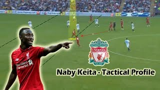 Naby Keita - Tactical Profile - Liverpool Career so far - Player Analysis