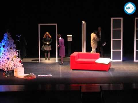 39 casa de mu ecas 39 en el teatro cervantes youtube - Casa de munecas teatro ...