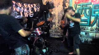 Compulsion To Kill live at Rumah Api