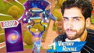 I RECEIVED A RARE REWARD! THE NEW GALAXY SKINS! -FORTNITE