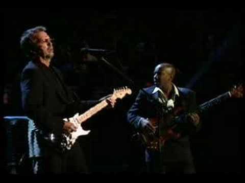 Eric Clapton - Hoochie Coochie Man - Live