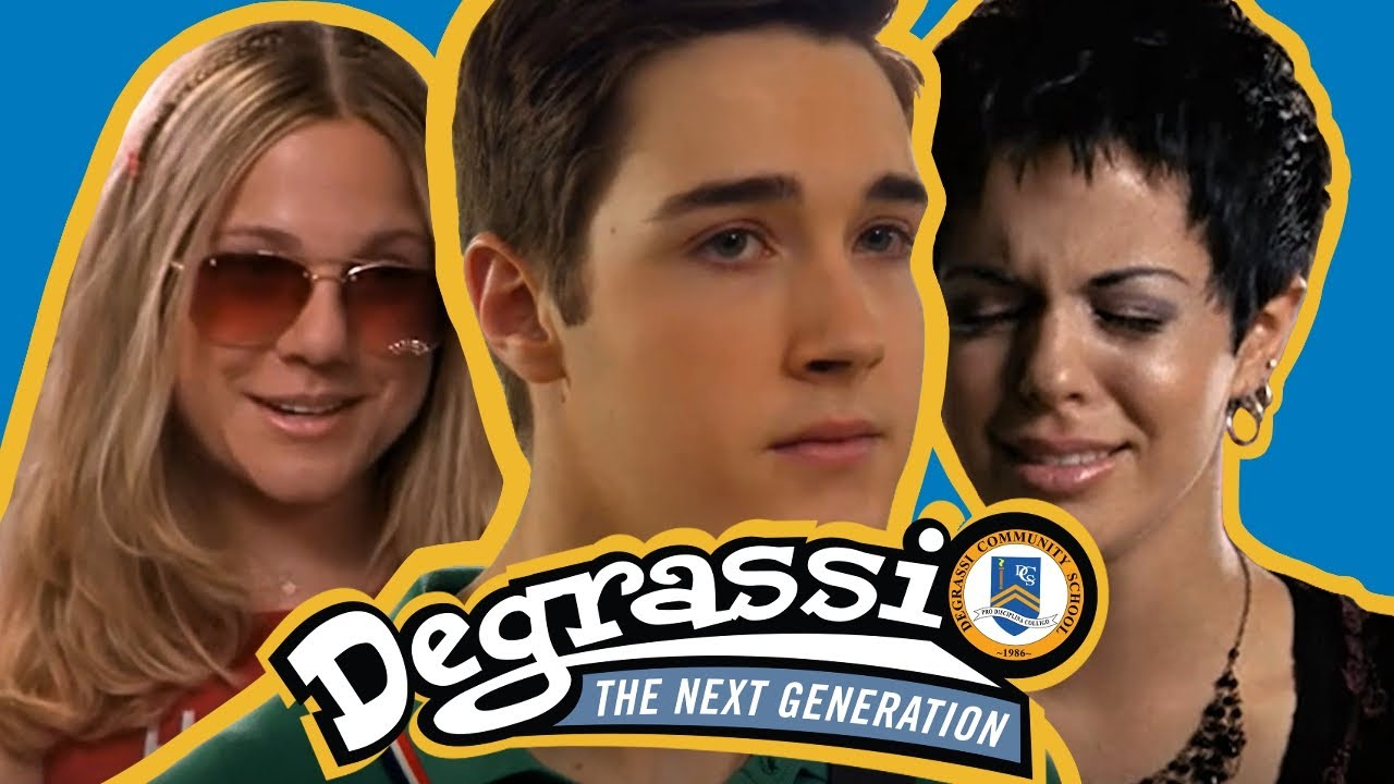 Download The ultimate Degrassi video