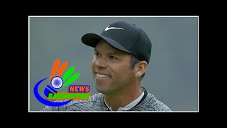 Travelers Championship: Paul Casey shoots 62 to open four-shot lead
