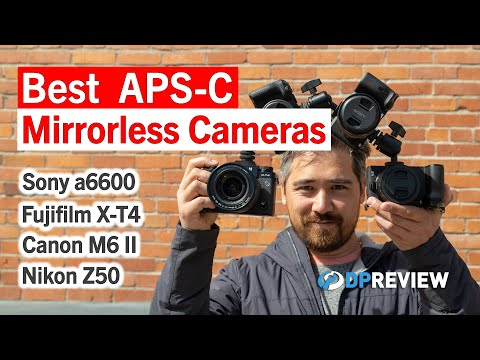 Best APS-C Mirrorless Cameras 2021: Sony a6600 vs Fujifilm X-T4 vs Canon M6 Mark II vs Nikon Z50