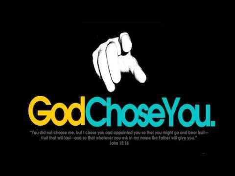 Gods Chosen 120817: You Have Been Called! Will You Answer The Call Tonight?