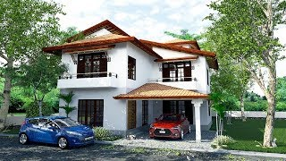 Small Modern Double Floor House 1000 Sft for 10 Lakh | Elevation | Interiors