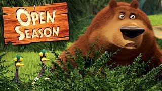 Open Season - Part 6 [Crazy Quakers] - Xbox 360 Gameplay, Walkthrough