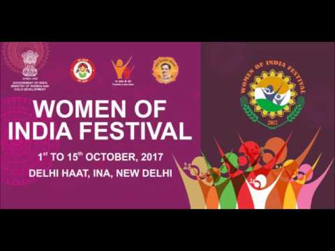 Organic spices from Sikkm at Delhi Haat (Parvata foods -Women of India Festival 2017)