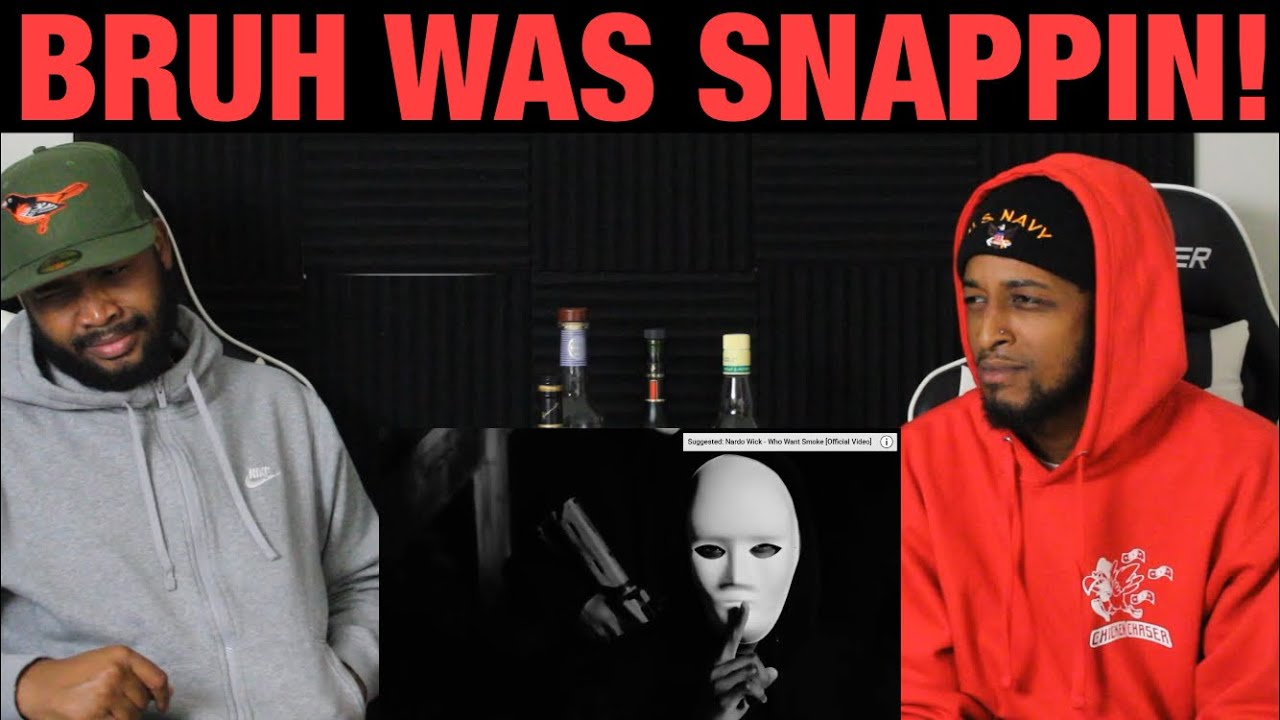 Download Nardo Wick - Shhh | Official Music Video | FIRST REACTION