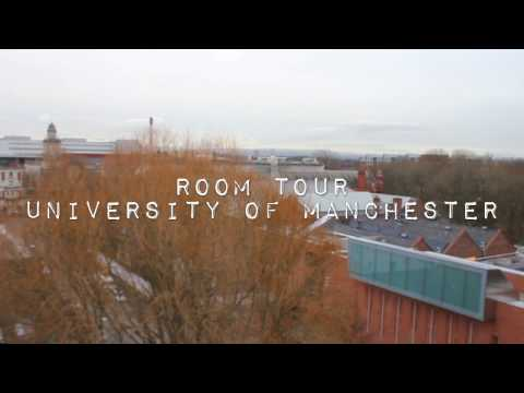 Uni Room Tour - University of Manchester