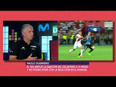 #ModoSele: la opinión de Diego Rebagliati y Pedro García tras el fallo del TAS
