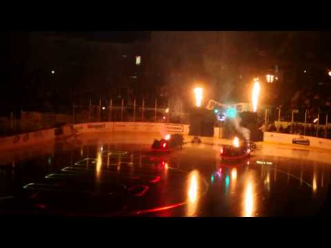 Chicago Wolves Intro