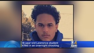 18-Year-Old Lawrence Student Killed In Overnight Shooting