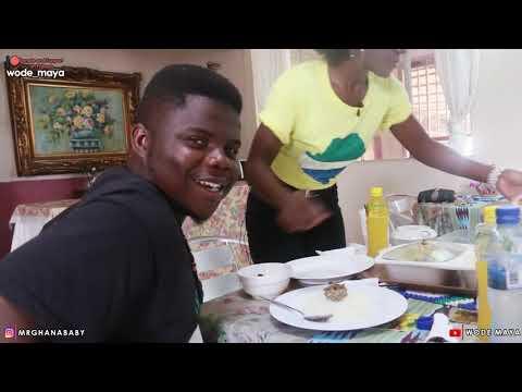 Shocking Breakfast Meal In Sierra Leone!
