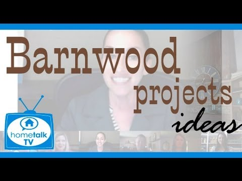 Barn Wood Projects Youtube