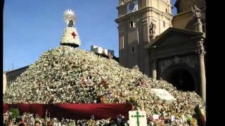 Собор Девы Пилар. Испания(Одна из главных достопримечательностей Сарагосы - собор Девы Пилар. Это величественная базилика в стиле..., 2014-09-04T14:37:37.000Z)