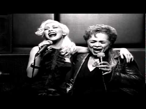 Christina Aguilera Feat Etta James - Something got a hold on me