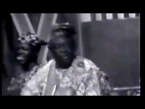 """Haruna Ishola """"Rafiu Ojunbanire"""" ft King Sunny Ade (Part 4)"""