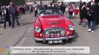 Avallon auto passion - édition 2019 à Avallon (89).