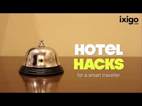 Coolest Hotel Room Secrets