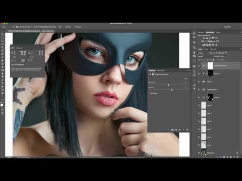 Photoshop CC High-End Retouching Speedpaint And Tutorial