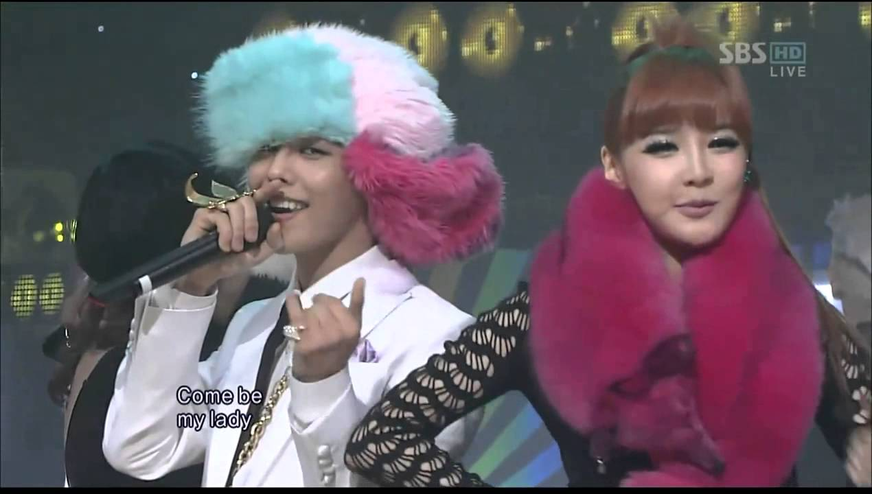 Dragon and park bom dating 6