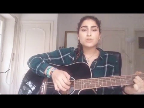 Soltane ghalbha acoustic guitar cover by Farza