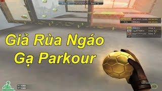 Giả Làm Rùa Ngáo Gạ Kèo Solo Parkour Và Cái Kết | TQ97