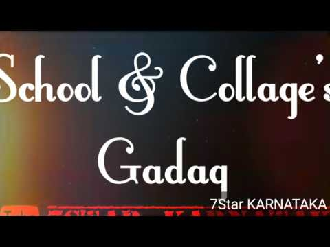 Gadag introduction (part-1) 7star KARNATAKA