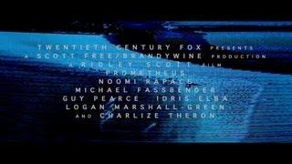 PROMETHEUS - Dunkle Zeichen [3D] - Trailer 2 (Full-HD) - Deutsch / German