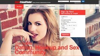 Как сделать сайт знакомств .