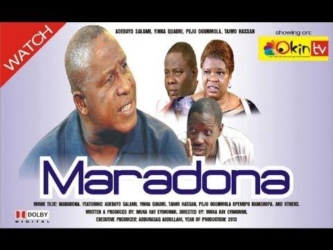 Download Maradona - Classic Yoruba Nollywood movie