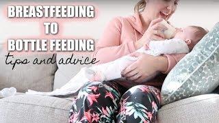 BREASTFEEDING TO BOTTLE FEEDING | FED IS BEST |  Sarah-Jayne Fragola