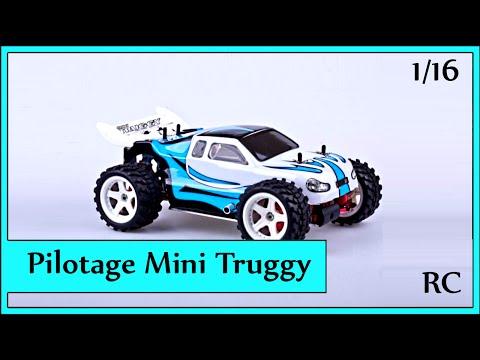 Распаковка Pilotage Mini Tryggy 1/16 Nitro (ДВС)