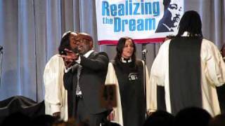 MLK Song During Inaugural Week