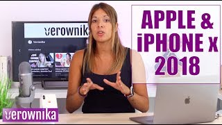 iPhone X 2018, AirPods 2018 y Apple Watch Series 4 | Rumores Apple