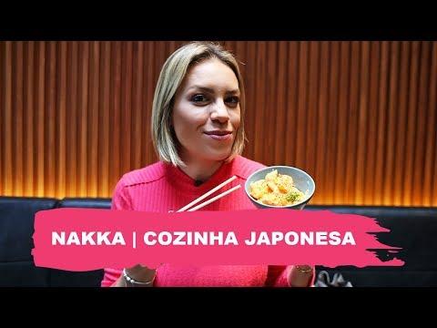 COMIDA JAPONESA  NAKKA  VISITA A RESTAURANTES  Go Deb