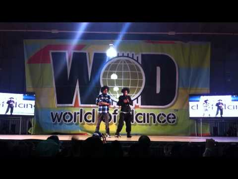 Les Twins | World of Dance | Vallejo | 2010