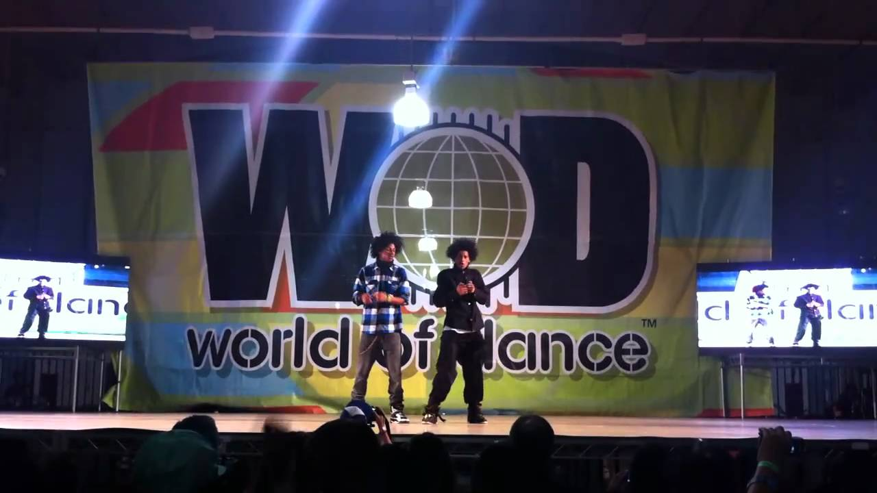Download Les Twins   World of Dance   Vallejo   2010