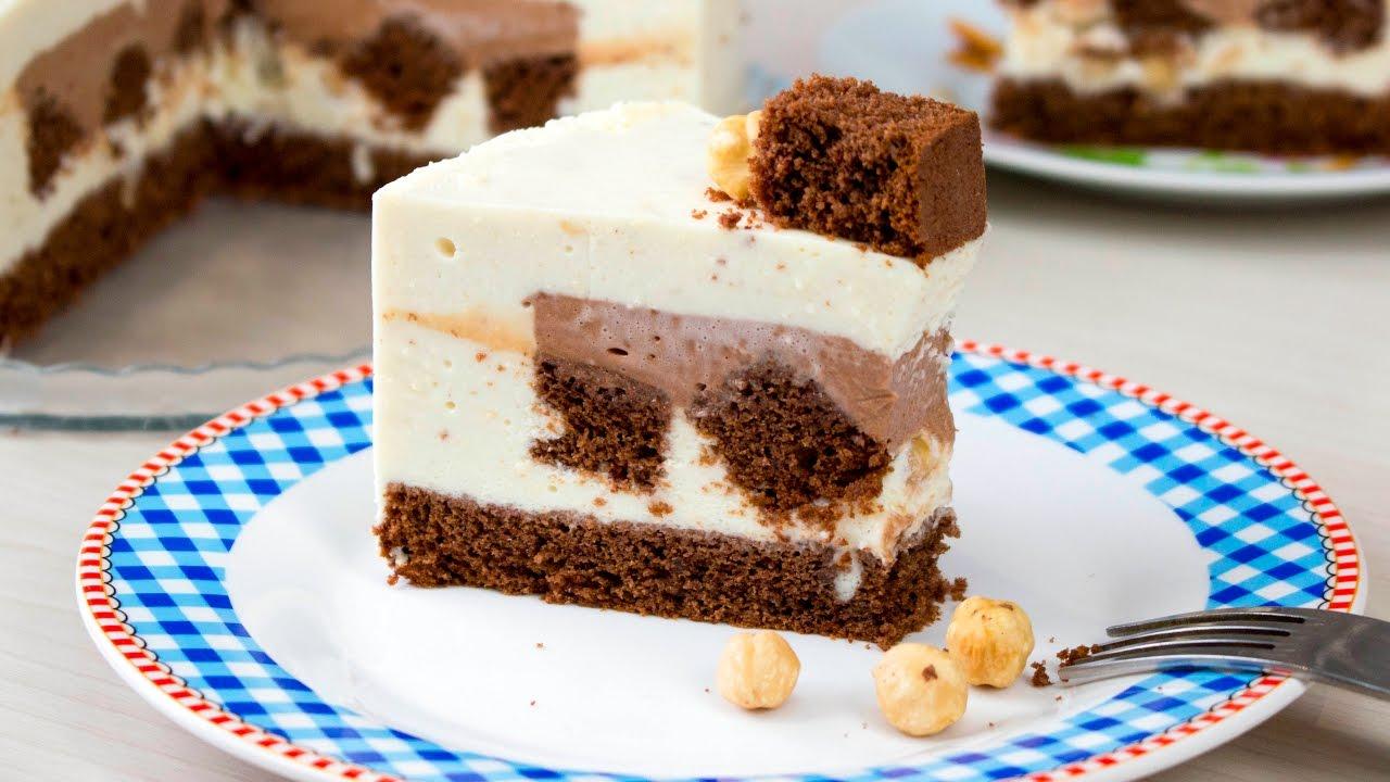 🎂Диабелла. Муссовый торт. Готовлю в первый раз :) - Я - ТОРТодел .