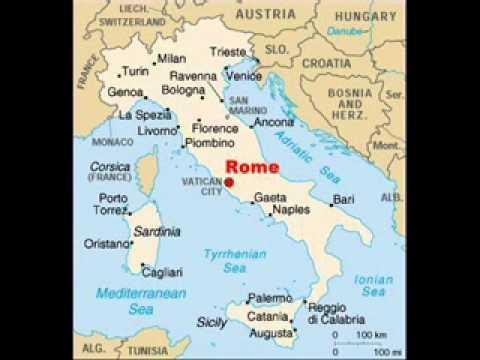 Rome travel guide - main sights - Rome landmarks