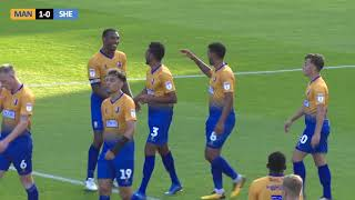 Mansfield Town vs Sheffield Wednesday
